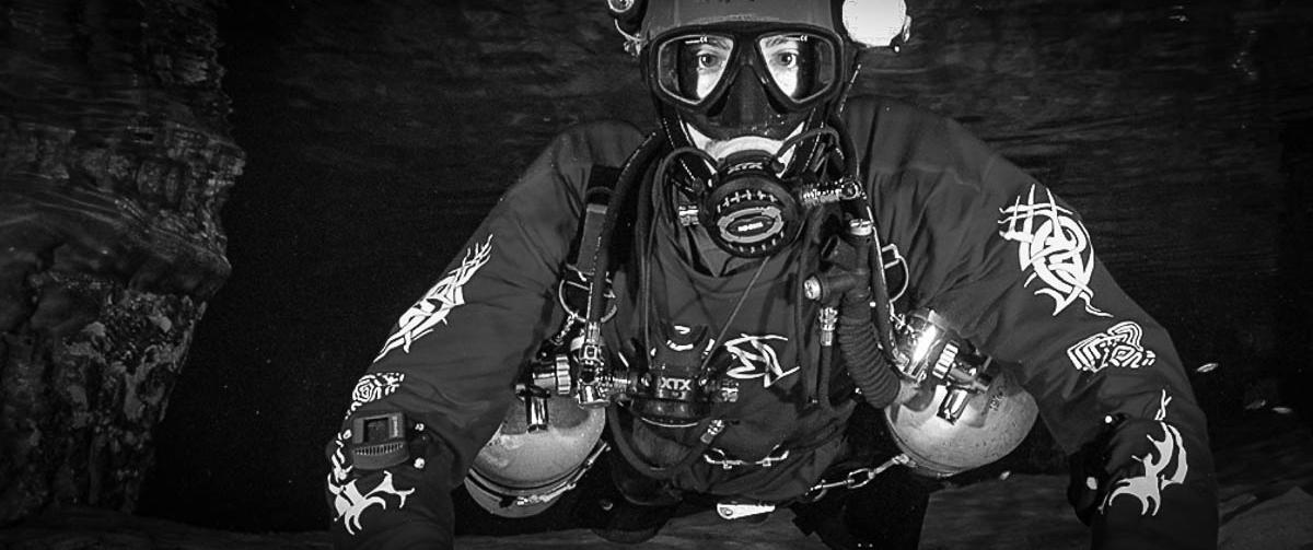 sidemount diving mexico 2