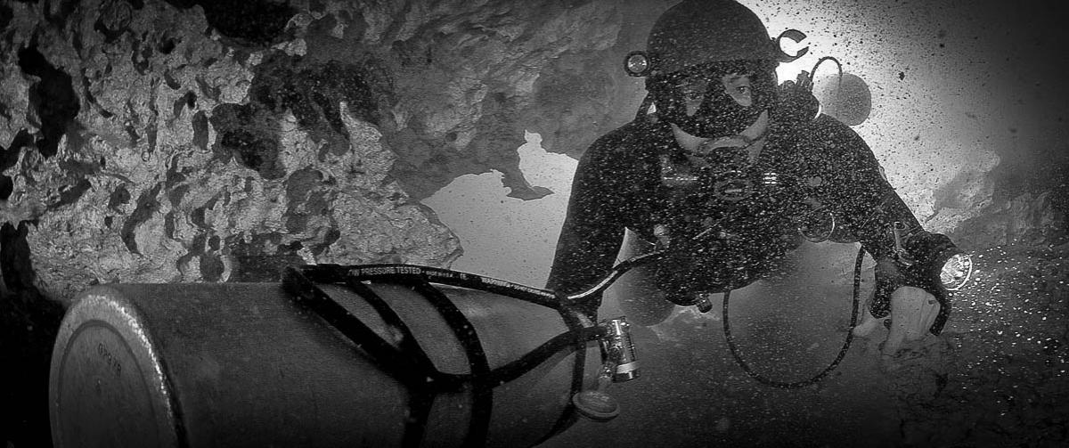 sidemount diving mexico 3