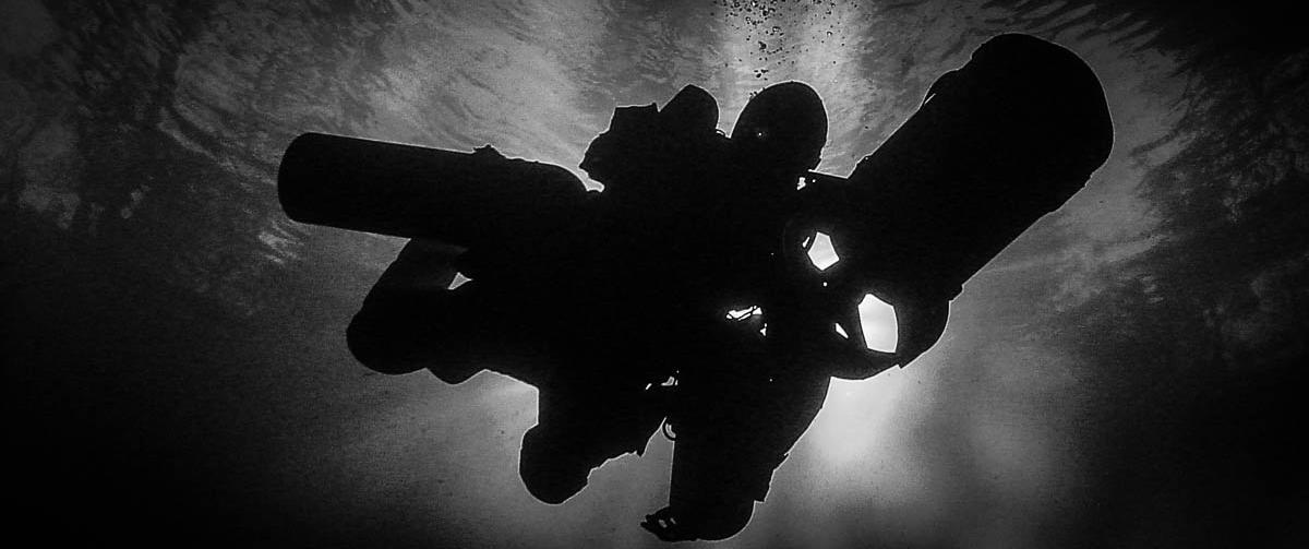 sidemount diving mexico 9
